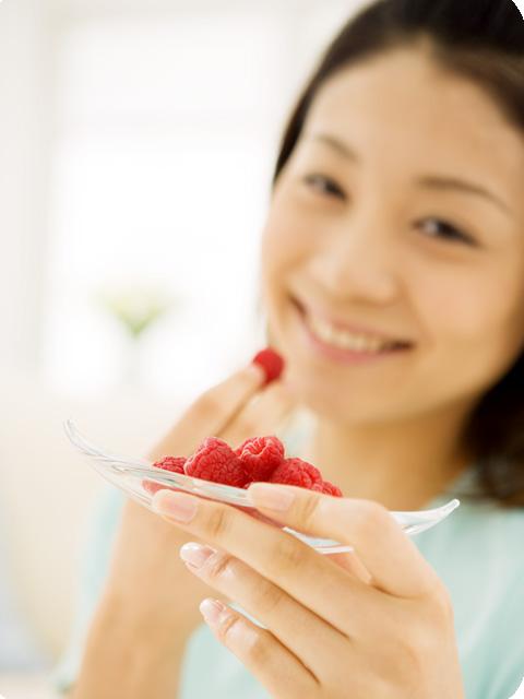食べ物からの乾燥肌対策